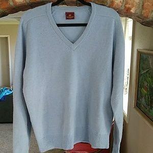 Vintage mens cashmere sweater
